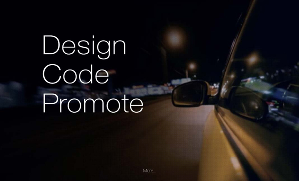Websites Design with Parallax Effect - 32 Creative Examples - 11