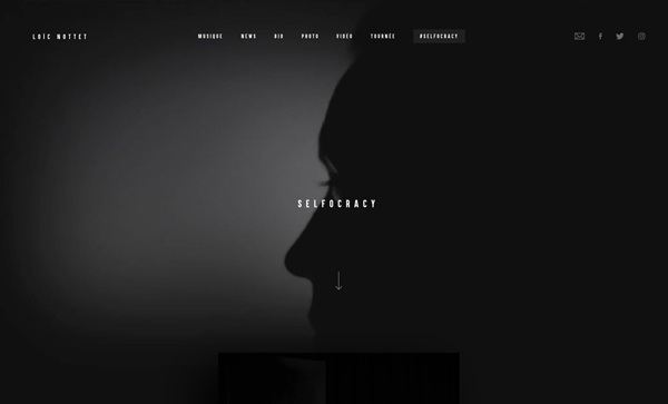 Websites Design with Parallax Effect - 32 Creative Examples - 14
