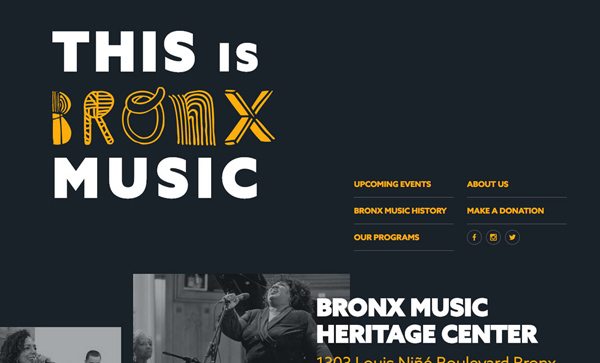 Websites Design with Parallax Effect - 32 Creative Examples - 19
