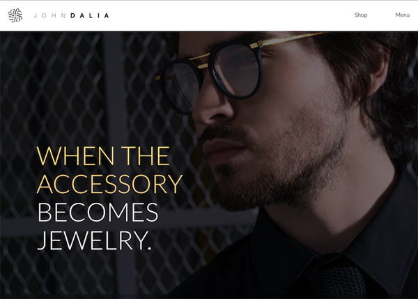Websites Design with Parallax Effect - 32 Creative Examples - 22