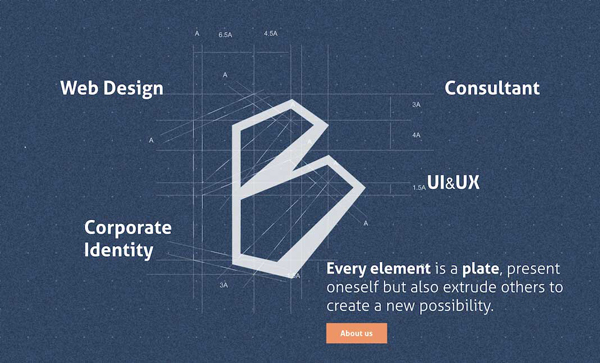 Websites Design with Parallax Effect - 32 Creative Examples - 27