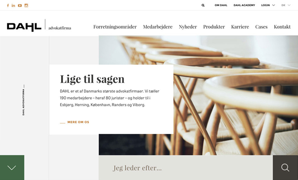 Websites Design with Parallax Effect - 32 Creative Examples - 29