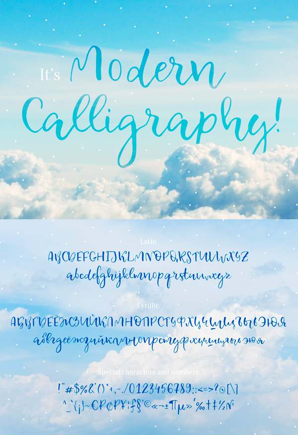Celestina Font Letters