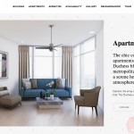 7 Minimalist Realtor and Rental Property Site Designs