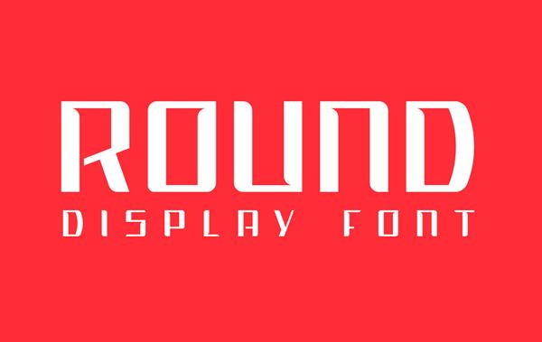 RounD Free Font