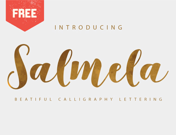 Salmela Free Font