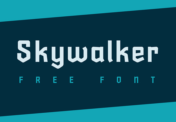 Skywalker Free Font Download