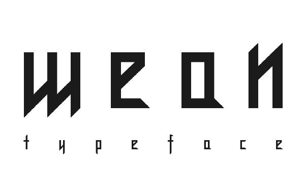Wean Free Font Download