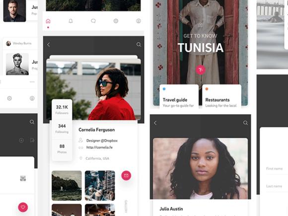 Cherise app preview 02