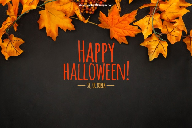 halloween web design elements inspiration