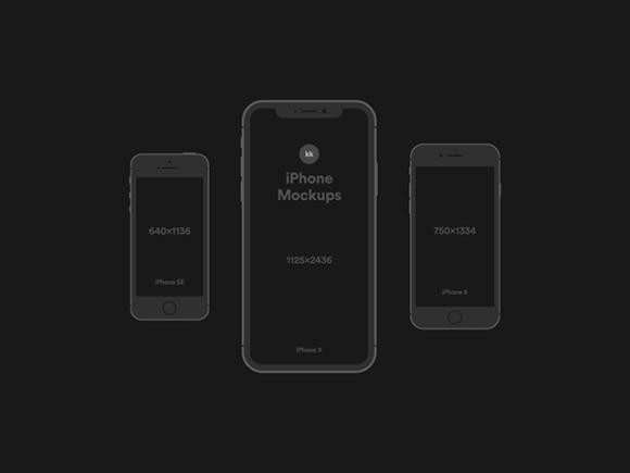 iPhone black version