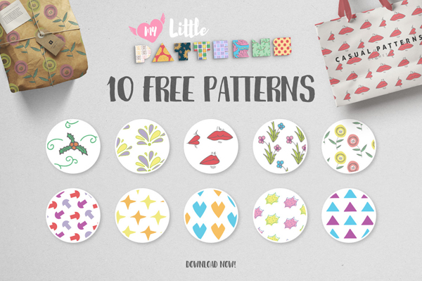 Free My Little Patterns