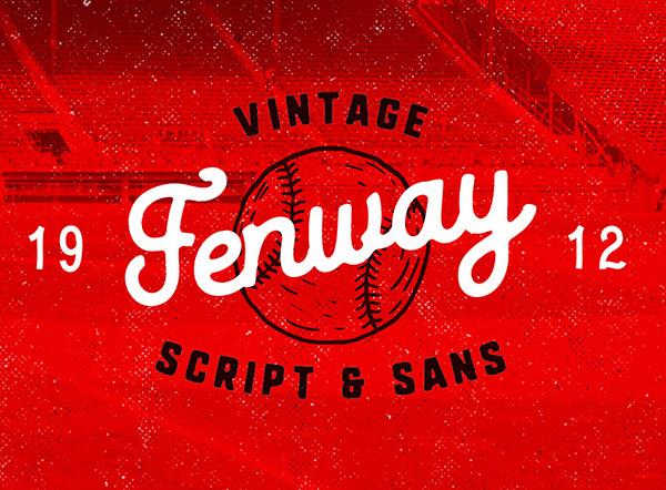 Fenway Script Free Font