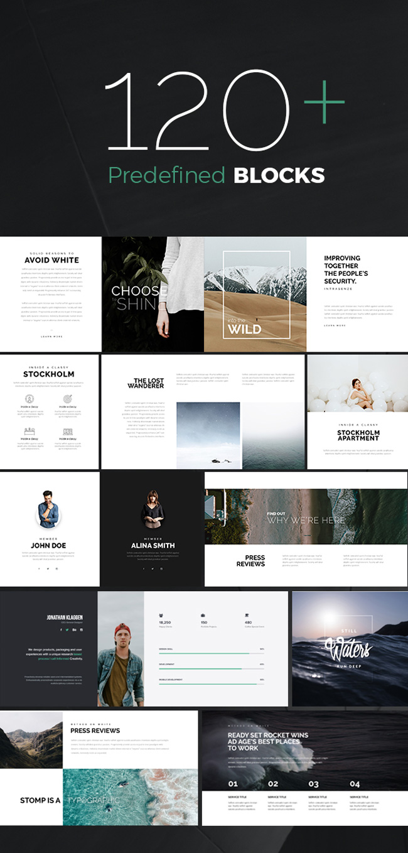 Simplux – Creative Portfolio and Blog WordPress Theme - iDevie