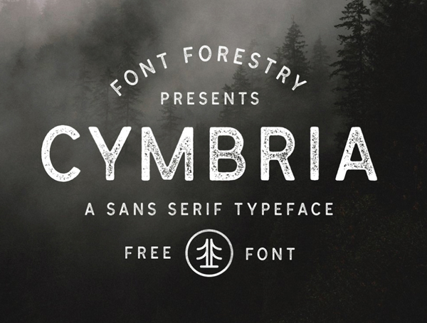 100 Greatest Free Fonts for 2018 - 17