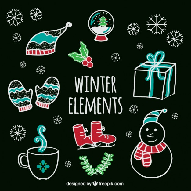 winter design elements