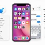 Facebook iOS 11 iPhone UI kit