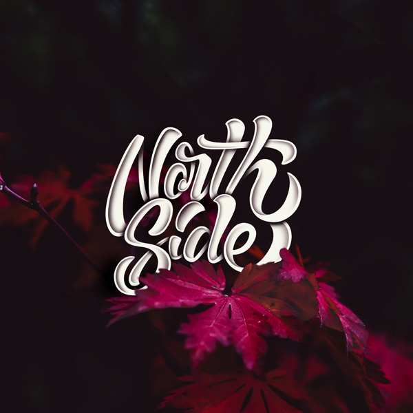 Remarkable Lettering and Typography Designs Of 2018 for Inspiration - 41