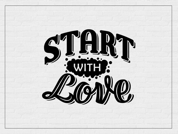 Remarkable Lettering and Typography Designs Of 2018 for Inspiration - 44