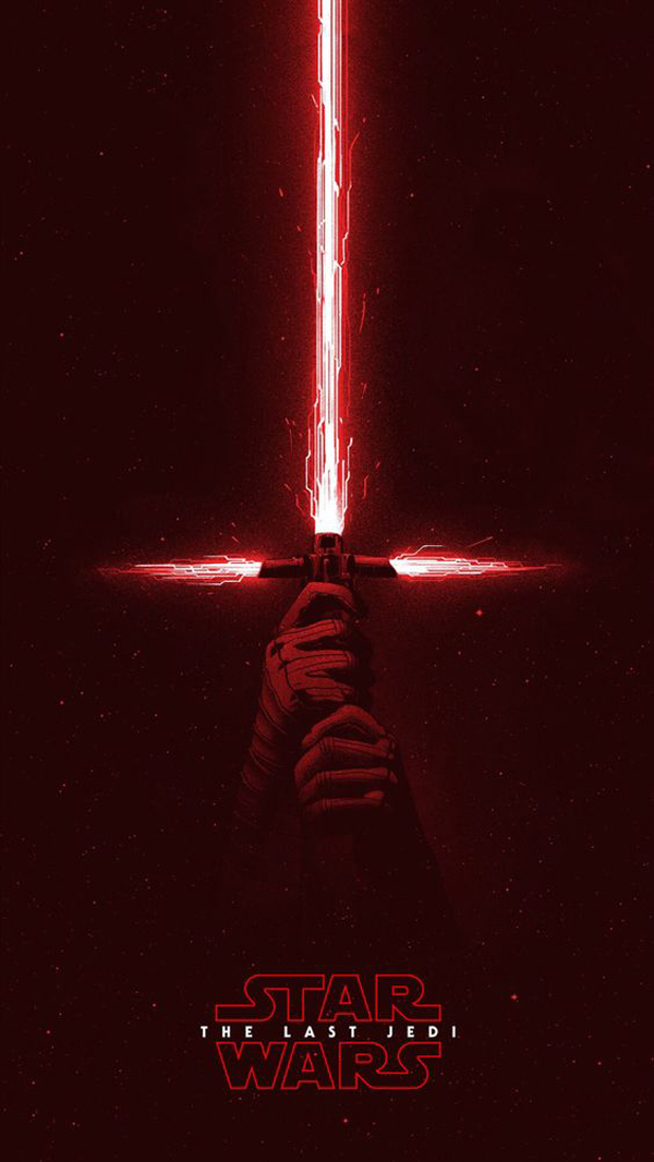 Amazing Illustration of Star Wars: The Last Jedi 27