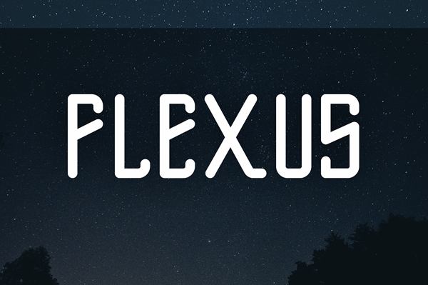 Flexus Free Font