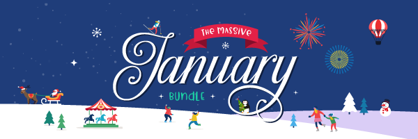 The Massive January Bundle