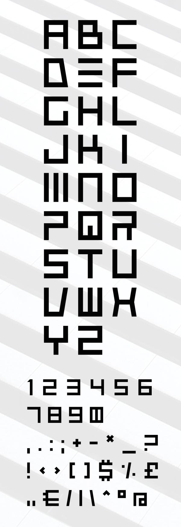 Moncr Font Free Download