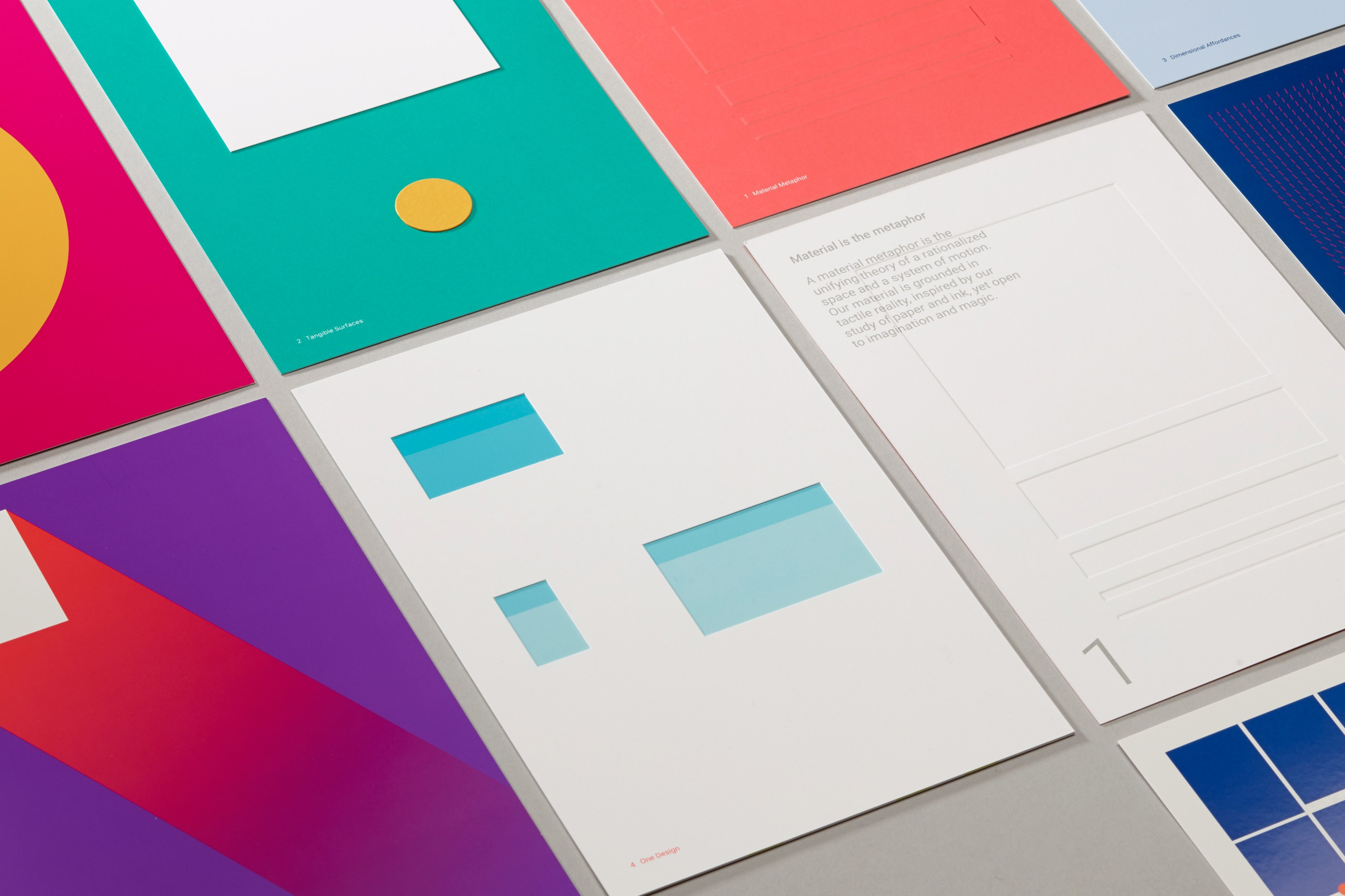 material design tutorial hero