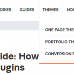 How To Add A Navigation Menu To WordPress: Beginner's Guide