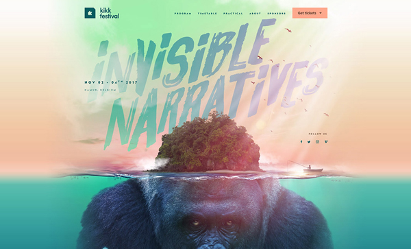35 New Trend Website Design Examples - 29