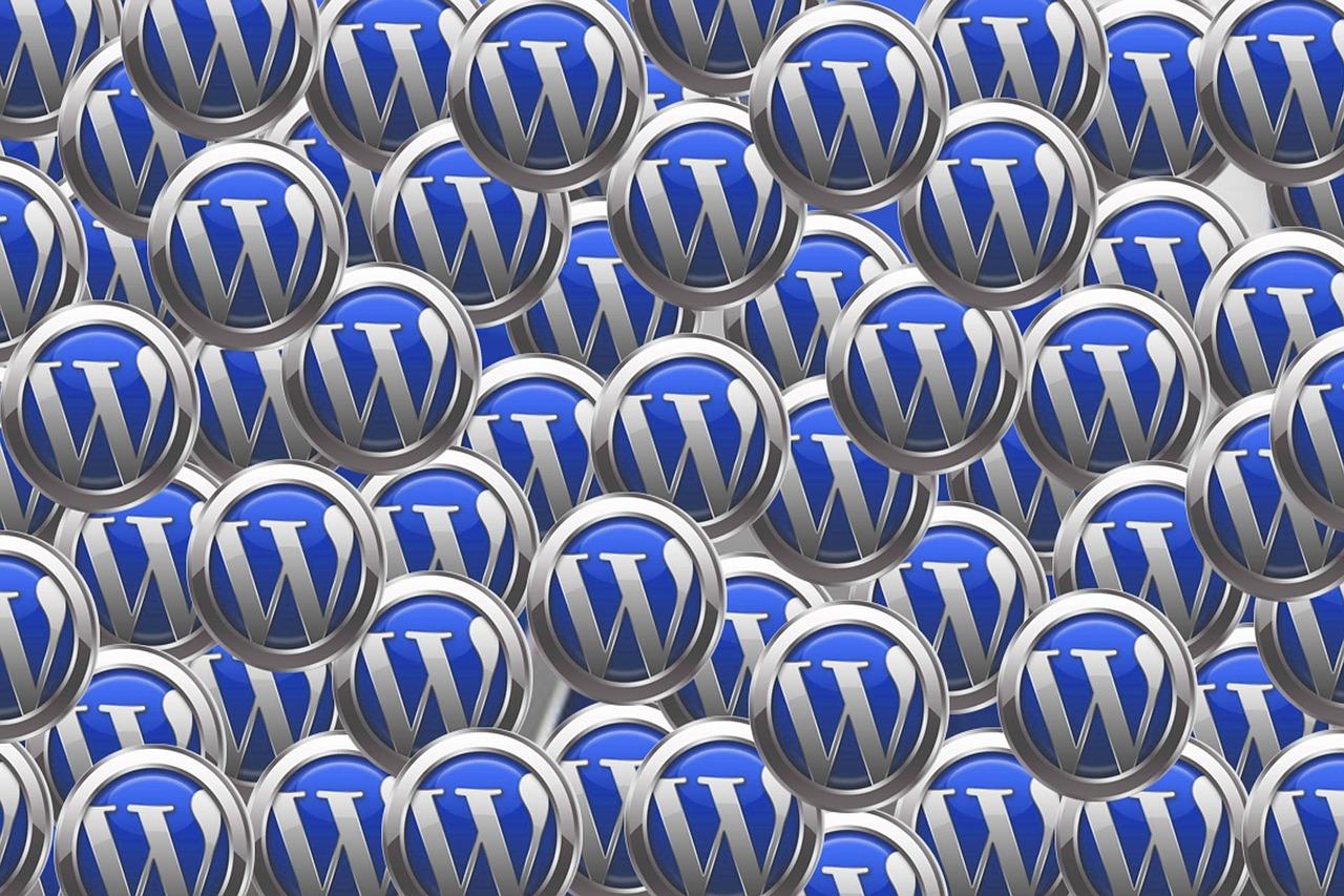 how to load test wordpress websites