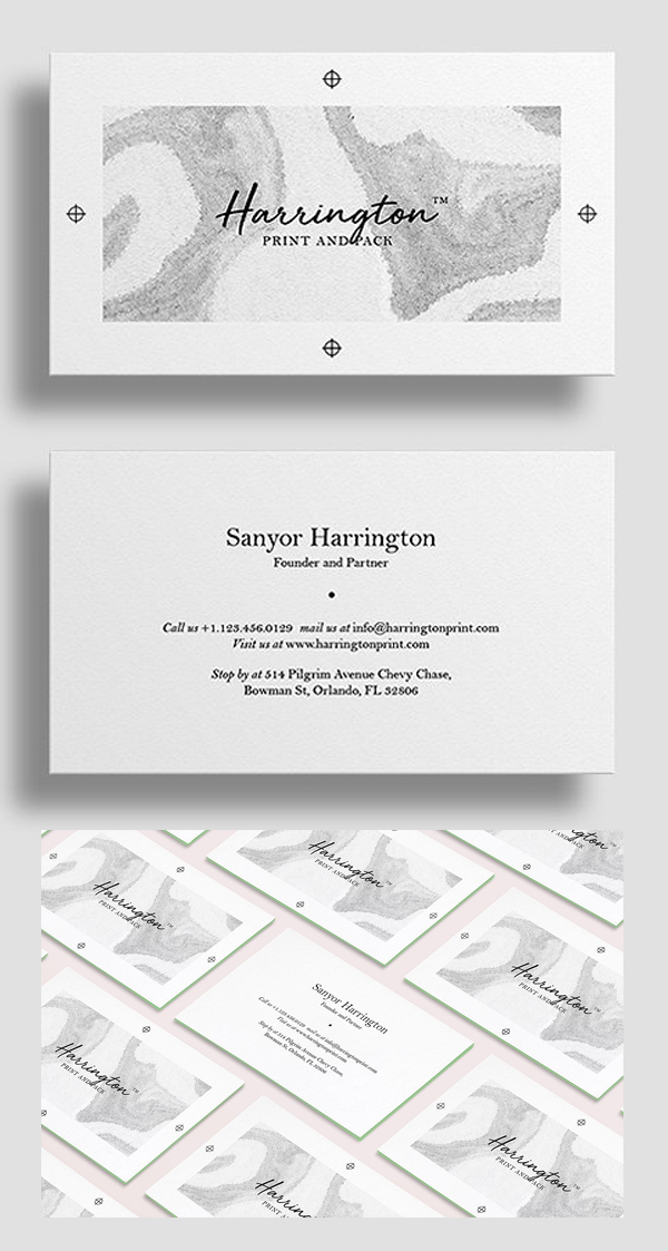 Modern Creative Business Card