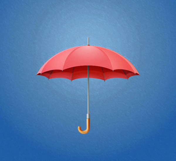 How to Create Realistic An Umbrella in Adobe Illustrator