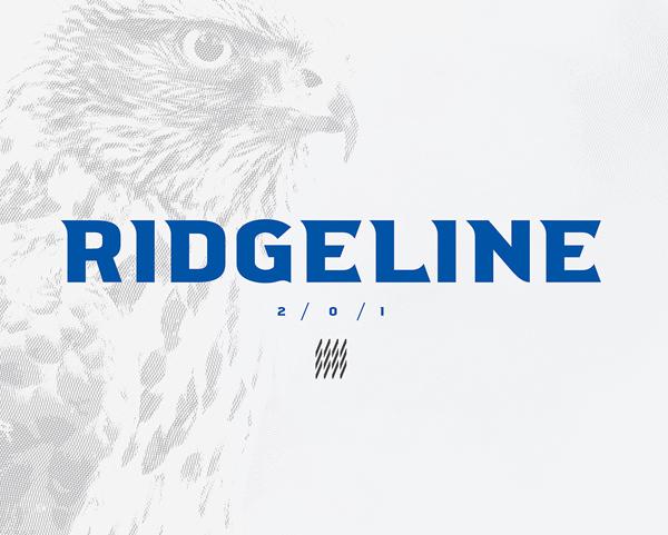 Ridgeline 201 free fonts