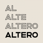 Altero: A font for larger-than-life words