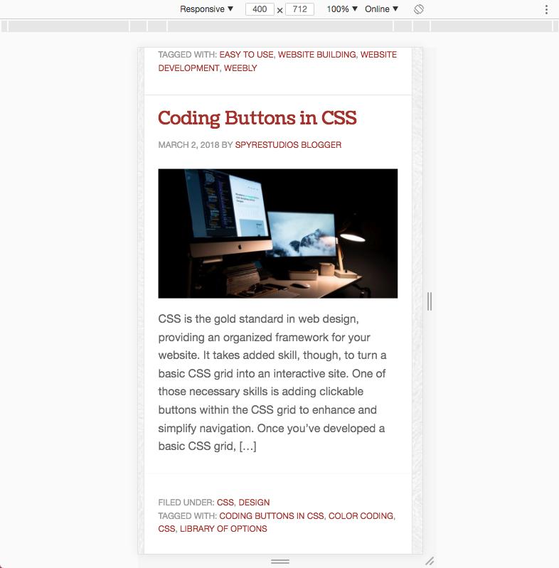 Chrome Developer Tools