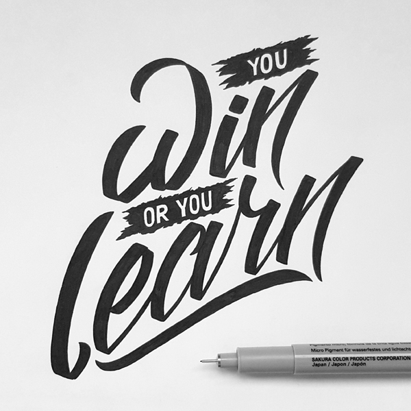35 Remarkable Lettering and Typography Designs for Inspiration - 24