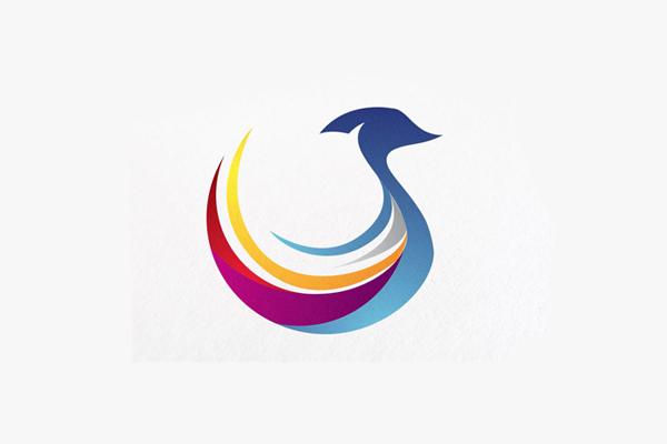 42 Awe-Inspiring Colorful Logo Designs - 12