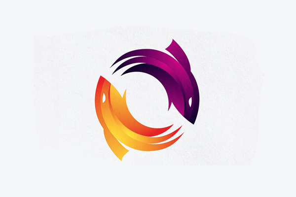 42 Awe-Inspiring Colorful Logo Designs - 13