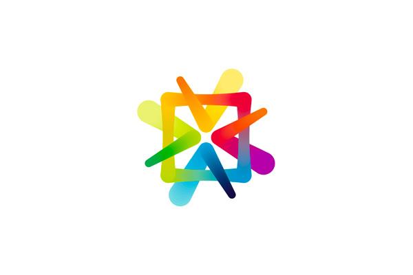 42 Awe-Inspiring Colorful Logo Designs - 38