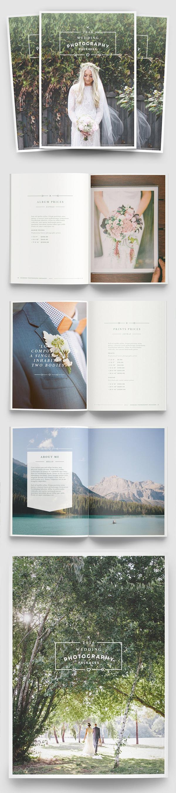 Wanderers Photography Brochure