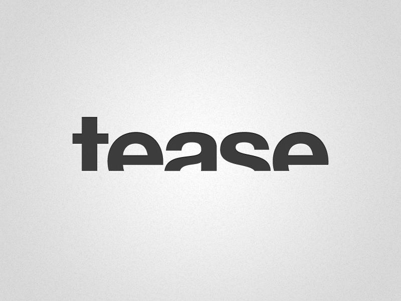 bold typography minimalist design