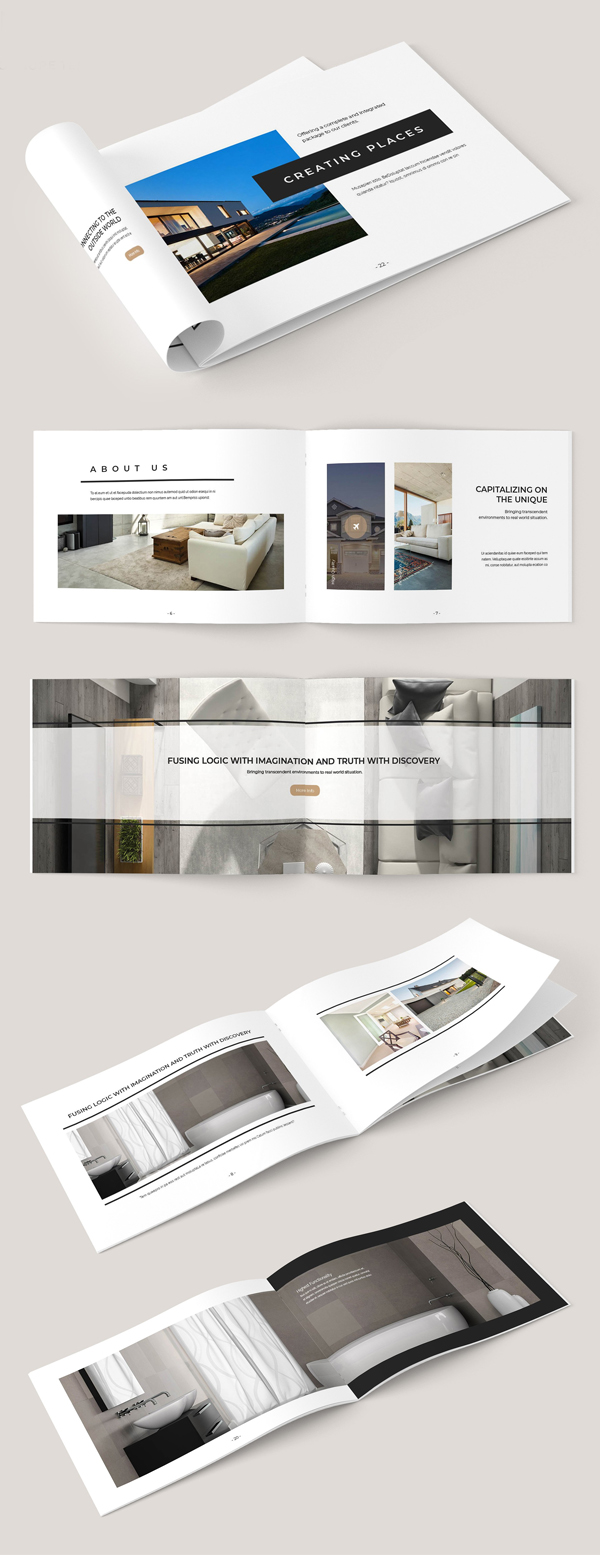 Elegant Brochure Template