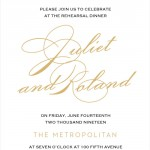 Create Custom Rehearsal Dinner Invitations Online