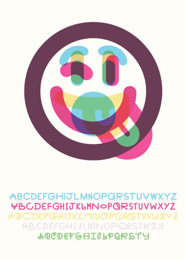 518 Font Letters