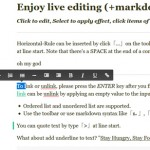 12 Diversified Yet Free To Use WYSIWYG Text Editors