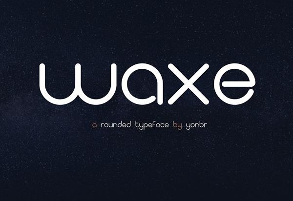 Waxe Free Font