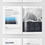 25 Fresh Creative Brochure / Catalog Templates
