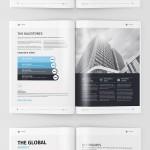 25 Fresh Creative Brochure / Catalog Templates