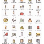 150+ Free Vector Icons for Web, iOS and Android Apps UI Desgin